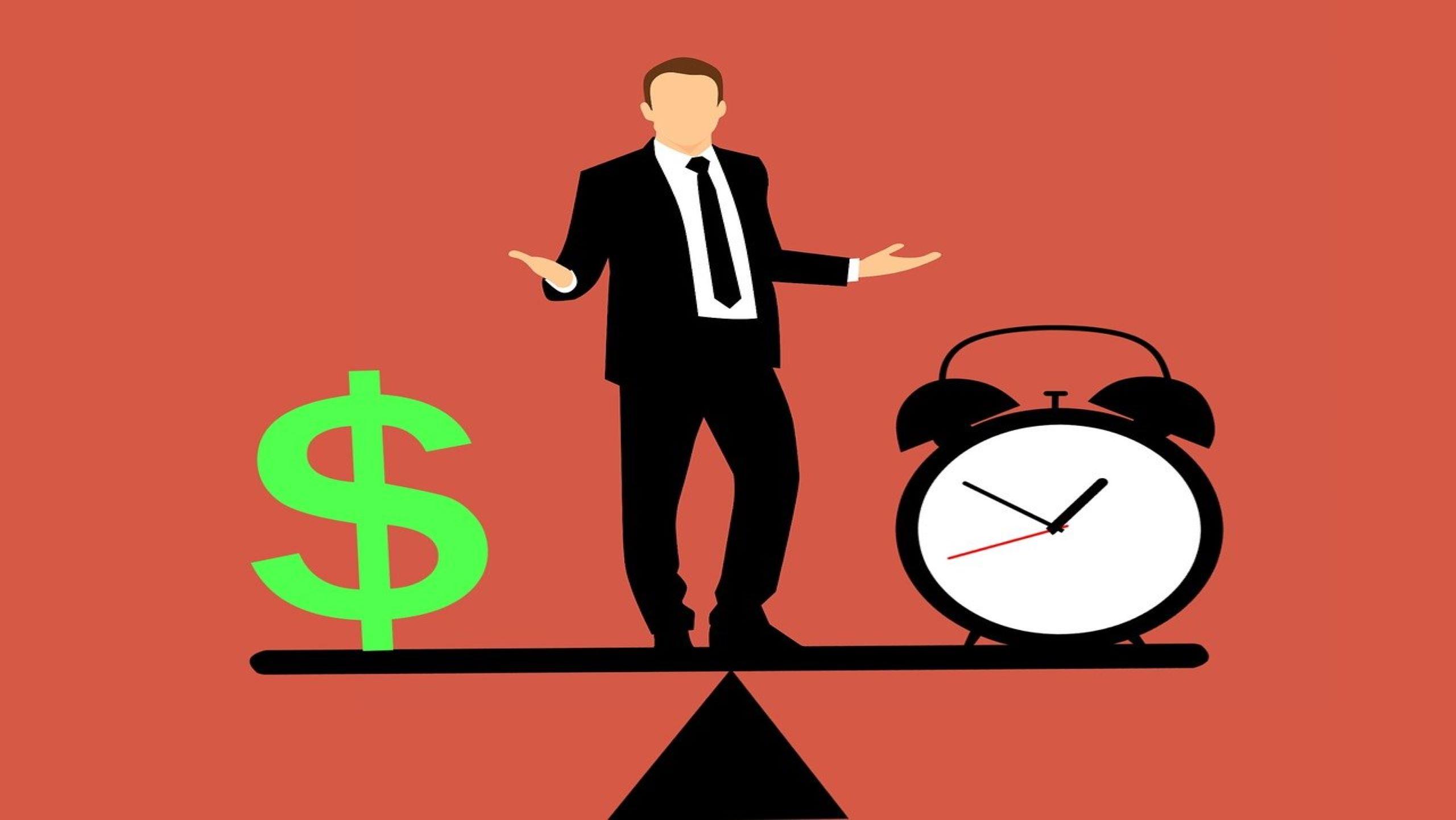 Amortisationsrechnung - Zurück ins Gleichgewicht
